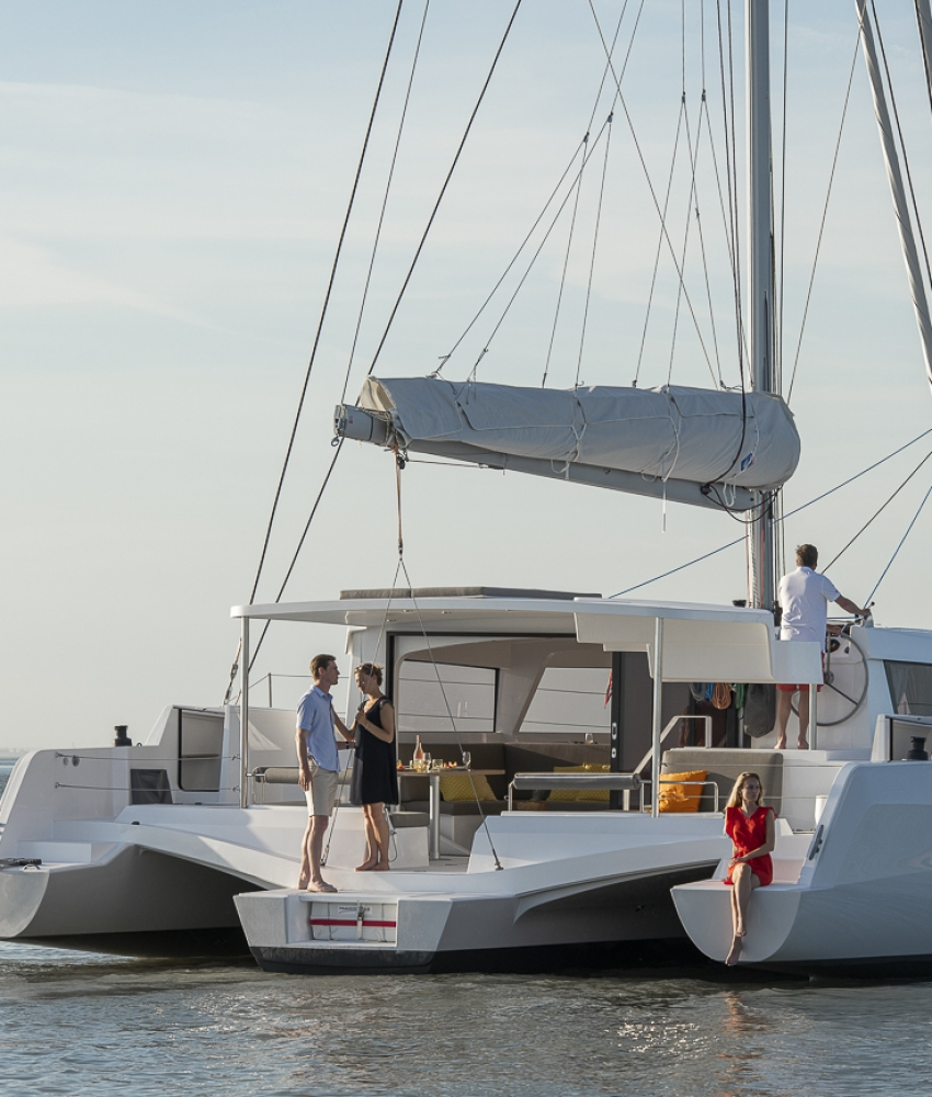 Vote for the NEEL 47 which is nominated for the Multihull of the year 2020 award